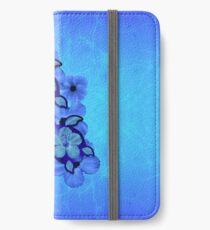 Blue Hawaiian Honu Turtles iPhone Wallet/Case/Skin