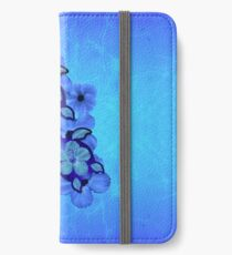 Blue Hawaiian Honu Turtles iPhone Wallet/Case/Skin