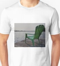 On the waterfront... Unisex T-Shirt