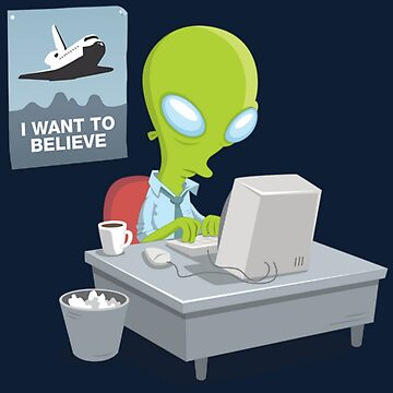 I Want to Believe, X Files by webso