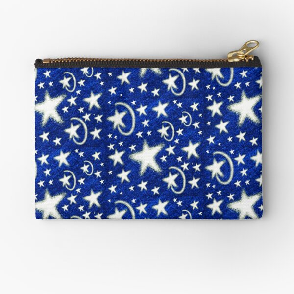 Shoot For the Stars Zipper Pouch