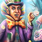 Mad Hatter by Anthony  Christou