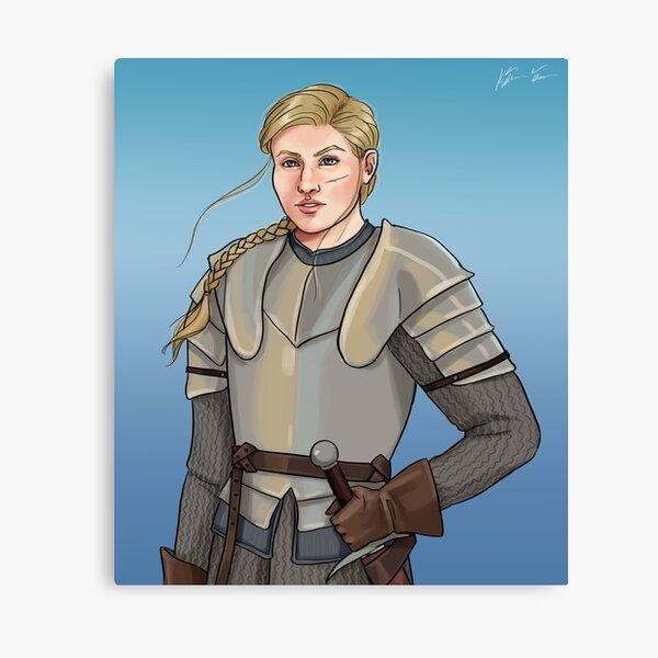 Knight Abby Canvas Print