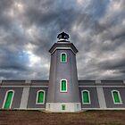 Los Morrillos Light - Puerto Rico by Stephen Beattie