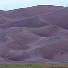 Pre-Dawn Pastels - Great Sand Dunes National Park by Stephen Beattie