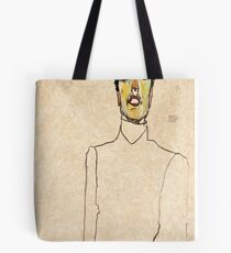 Egon Schiele - Singer Van Osen  Tote Bag