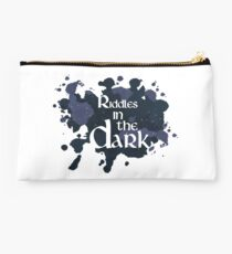 Riddles in the Dark Studio Pouch