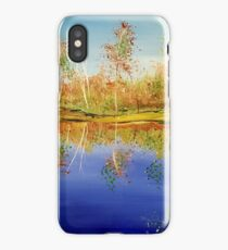 Cottonwood Serenity iPhone Case