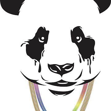 desiigner panda fans art parody by billyoner