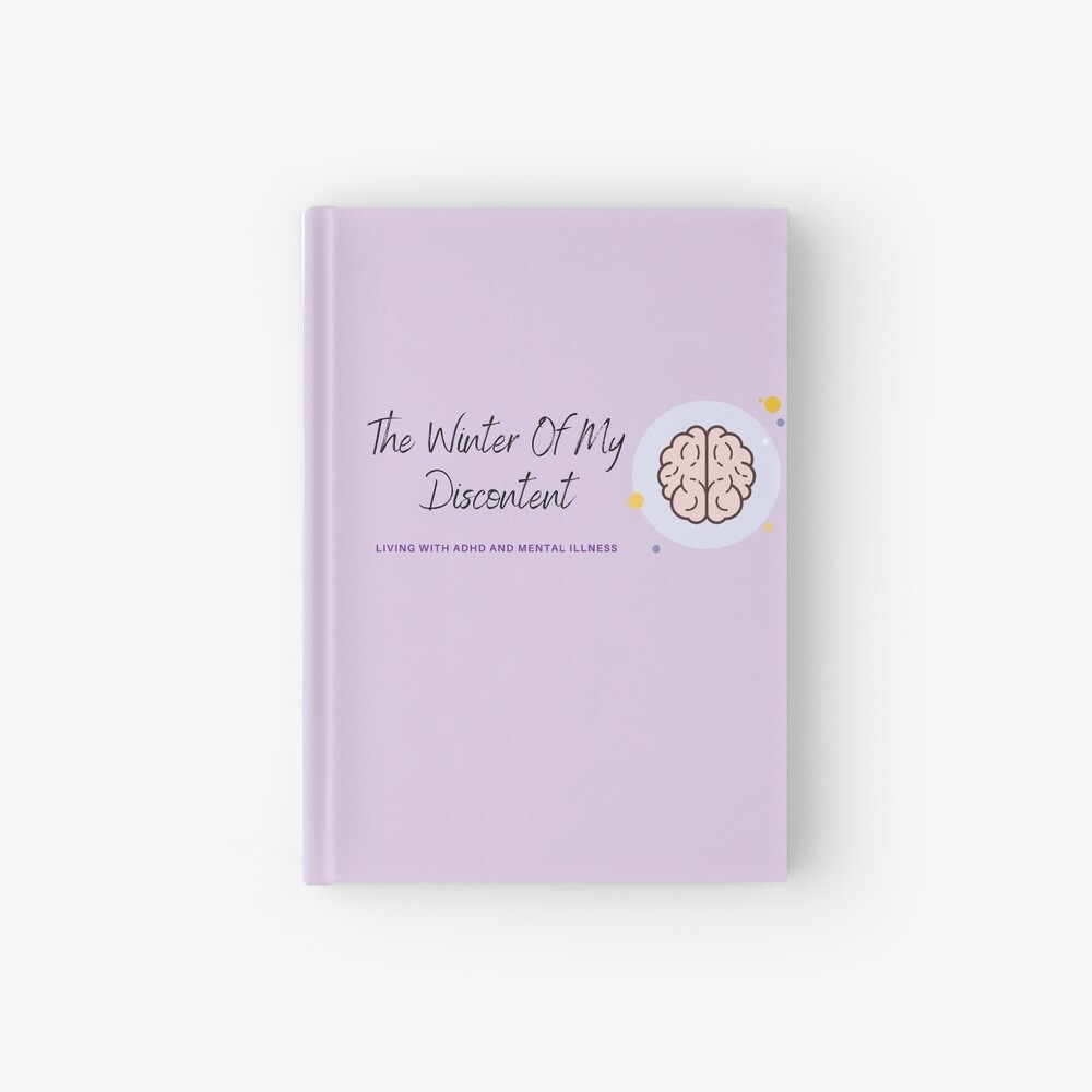 The Winter Of My Discontent Hardcover Journal