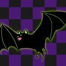 Scary Bat by James & Laura Kranefeld