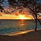 Sunrise at Kailua Beach by Randy Richards