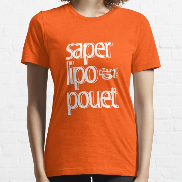 Saperlipopouet T-shirt essentiel