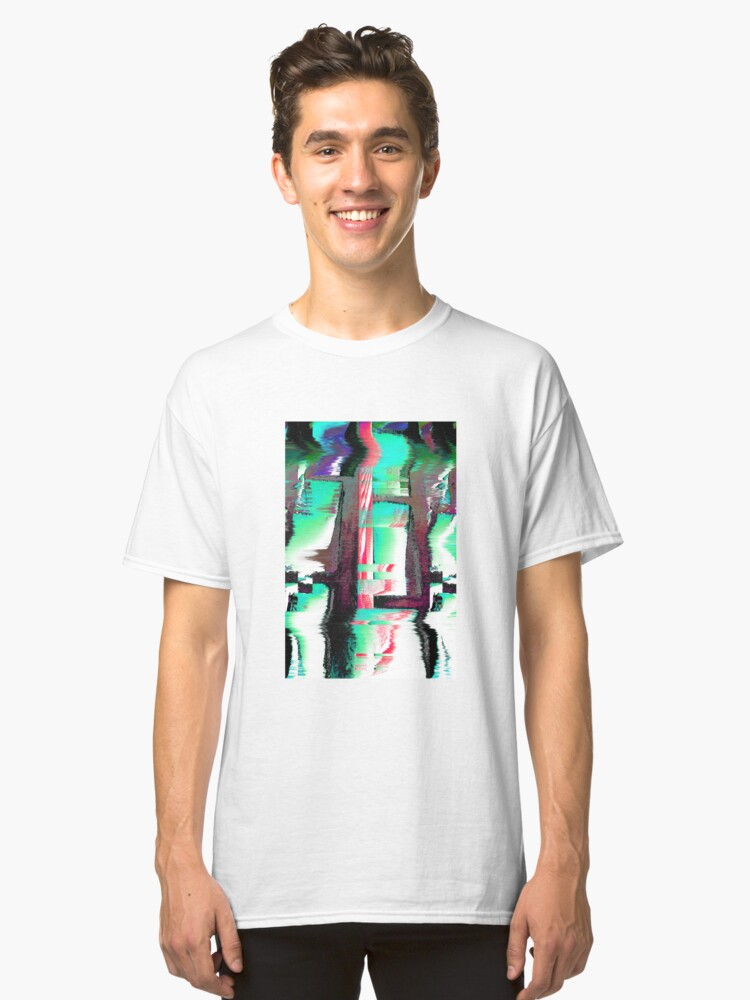 Number Six Classic T-Shirt Front
