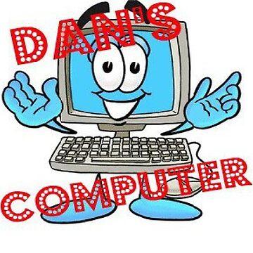 Dans Computer by EndofNovember