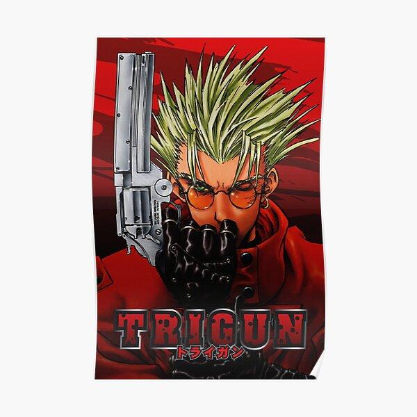 Trigun 1995 Affiche Poster