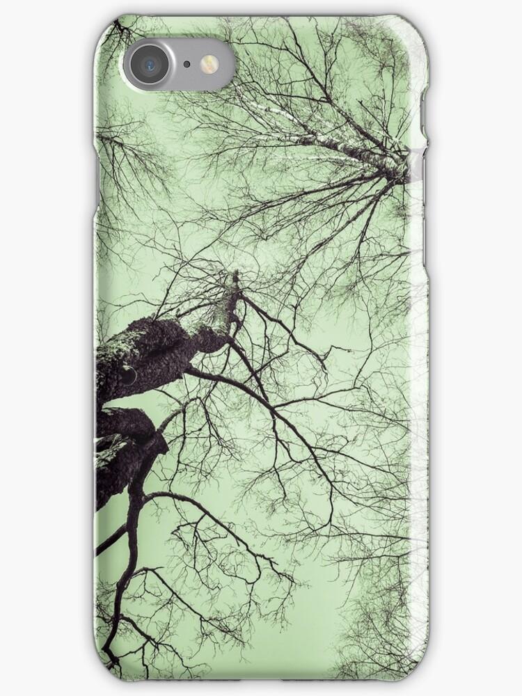 Junctions (Phone case) by Matti Ollikainen