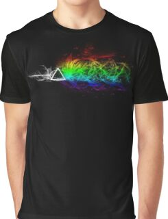 Pink Floyd - The Dark Side Of The Moon Graphic T-Shirt