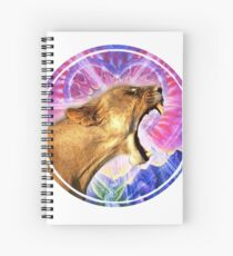 SACRED ROAR Spiral Notebook