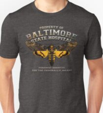 BALTIMORE STATE HANNIBAL LECTOR T-Shirt