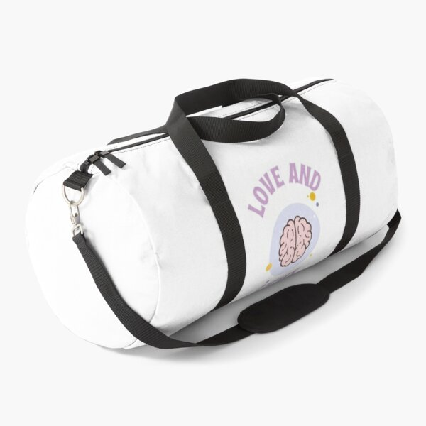 Love and Light Duffle Bag