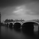 Westminster Bridge by Ursula Rodgers Photography