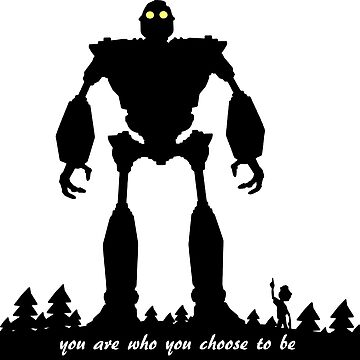 Iron Giant - Choose Who You are by chilleff