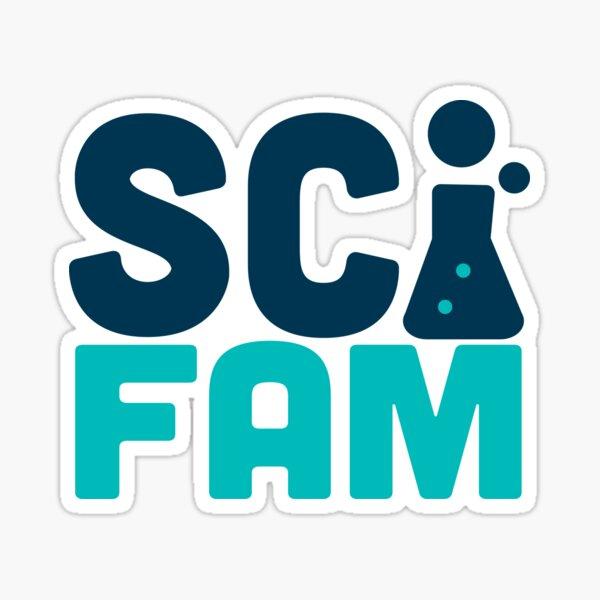 SciFam Sticker