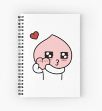 KakaoTalk Friends Apeach 05 Spiral Notebook