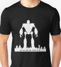 Iron Giant - Choose Who You are T-Shirt
