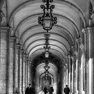 Arcade - Praça do Comérco: Lisbon, Portugal by Ursula Rodgers Photography