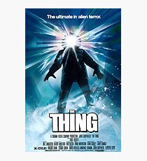 The Thing Photographic Print