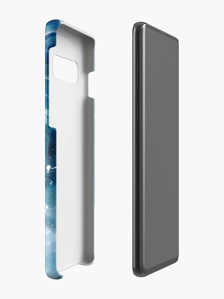 Vista alternativa de Funda y vinilo para Samsung Galaxy La cosa