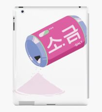 D.VA • SALT iPad Case/Skin