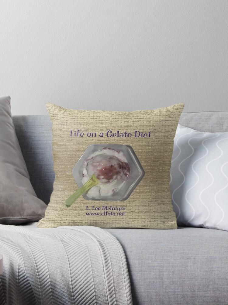 Life on a Gelato Diet by L Lee McIntyre