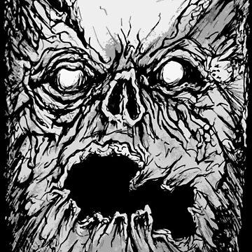 Evil Dead - The Book of the Dead - Necronomicon by dellan666