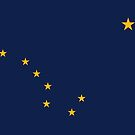 Flag of Alaska by Rich Anderson
