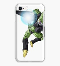 DBZ Cell Graphic T-Shirt  iPhone Case/Skin
