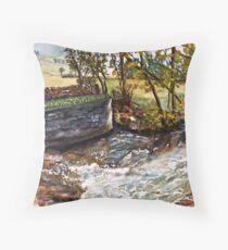 Derbyshire Throw Pillow