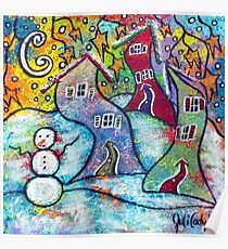 Wonderfully Wacky Winter Poster