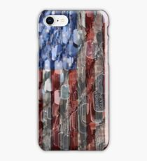 Never Forget American Sacrifice iPhone Case/Skin