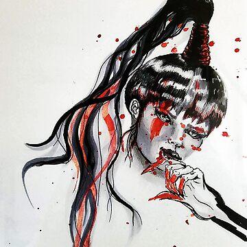 """""""Blood lust"""" by Spy-ralGrinder"""