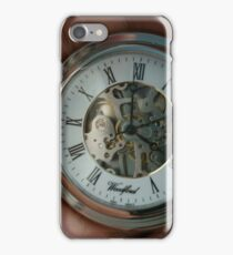 Pocket Watch iPhone Case/Skin