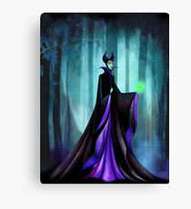 Wicked Queen Canvas Print