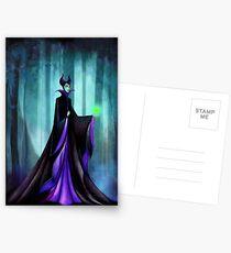 Wicked Queen Postcards