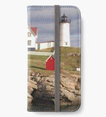 Nubble Light Cape Neddick iPhone Wallet/Case/Skin