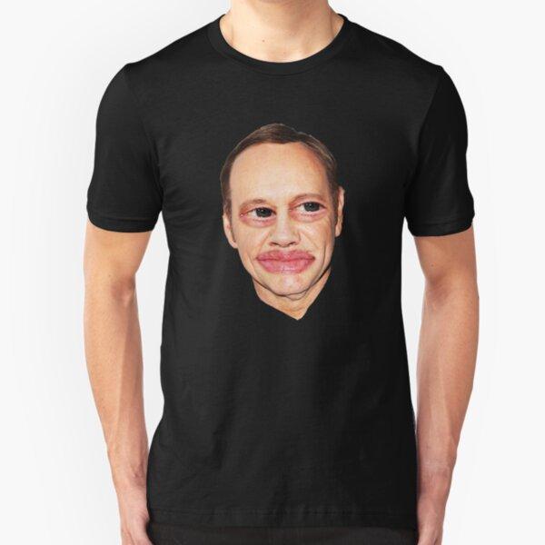 Buscemi Spacey Hybrid Slim Fit T-Shirt