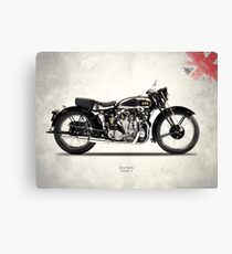 The Series A Rapide Canvas Print