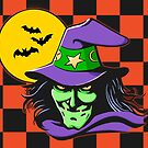 Wicked Witch by James & Laura Kranefeld