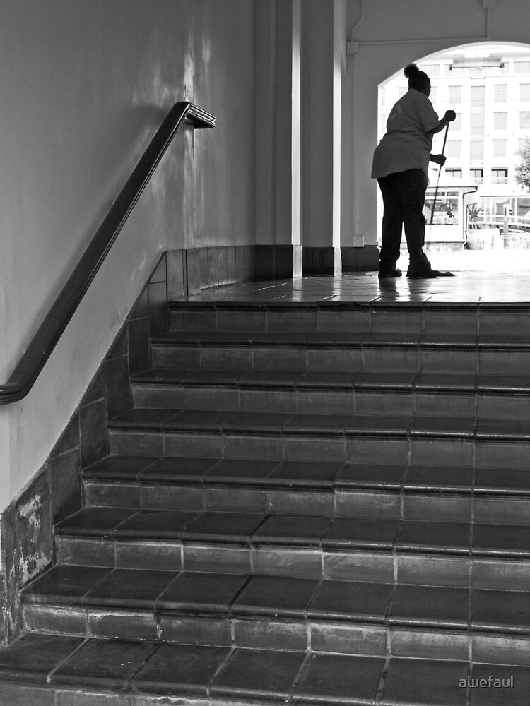 Sweep upstairs by awefaul